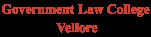 Government Law College Vellore
